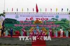 2018年太原省新疆茶区—春茶香色节精彩开幕