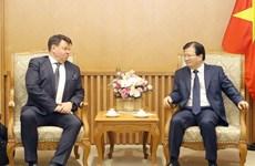 世界气象组织秘书长:越南将为全球应对自然灾害发挥重要作用