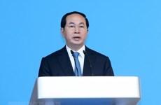 印度媒体:越南国家主席陈大光的访印有助于促进双边贸易合作关系