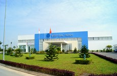 年初以来北宁省外资项目的新批和增资资金总额逾1.3亿美元