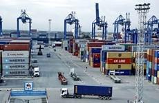 2018年2月越南货物进出口总额达约259亿美元