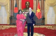 陈大光将赴孟加拉国访问 多方面加强两国合作关系