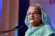 孟加拉国总理:陈大光访孟有助于将两国关系提升到新水平