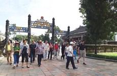 2018年前两月越南顺化接待游客人数猛增