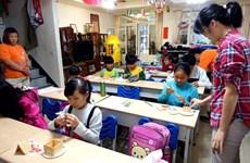 台湾新住民萌芽协会——在台越南儿童萌芽的乐园
