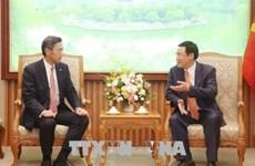 王廷惠:日本三井住友银行为外国投资商对越进行投资搭建桥梁