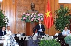 越南政府党组干事会认真落实越共第十二届四中全会决议