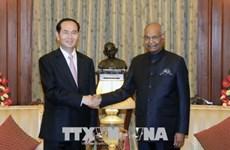越南国家主席陈大光圆满结束对印孟两国访问之旅
