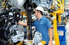 2018年前两月胡志明市工业生产指数再创新高