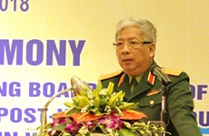 越南着力处理战后遗留炸弹地雷与化学药物的后果