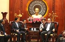 不断巩固与弘扬越柬睦邻友好关系