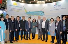 越南参加2018年第25届莫斯科国际旅游观光展览会