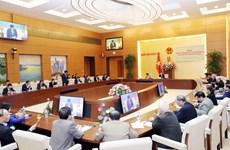 越南国会常委会与祖国阵线中央主席团工作协调计划取得重要成果