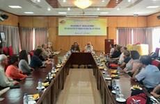 促进越南与美国的合作关系