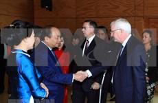 越南政府总理造访怀卡托大学   圆满结束对新西兰的正式访问