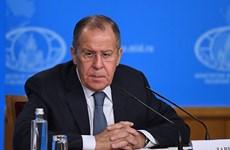 俄罗斯联邦外交部长将对越南进行正式访问