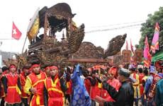 国家级非物质文化遗产——陶社迎象节