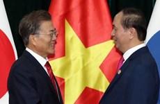 韩国总统即将对越南进行国事访问
