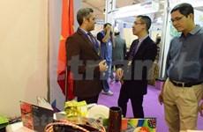 越南农林水产品亮相开罗国际贸易博览会