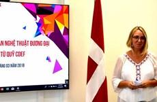 丹麦向越南8个当代艺术项目提供5万美元的援助资金