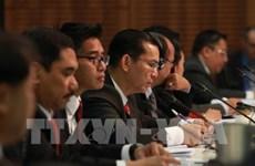 东盟-澳大利亚特别峰会:双方签署反恐合作备忘录