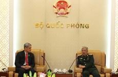 越南与美国加强合作 做好战后重建恢复工作