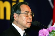 世界媒体对原越南政府总理潘文凯的赞扬和哀悼
