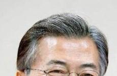 韩国总统文在寅开始对越南进行国事访问