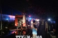 胡志明市:高层公寓发生火灾 造成13死28伤