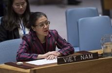 越南强调了水对各国的发展扮演的重要作用