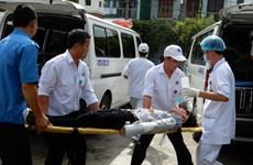 越南参加国际自然灾害卫生应急演习