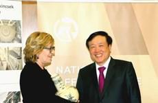 越南与匈牙利加强司法合作