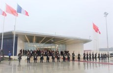 阮富仲总书记结束对法国进行正式访问   赴古巴进行国事访问