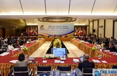 大湄公河次区域经济合作(GMS)高官会在河内召开