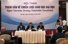 世行和各国专家对越南高等教育战略建言献策