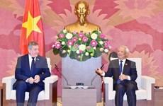 越南与罗马尼亚推动两国关系取得到更大发展