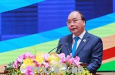 越南政府总理阮春福在大湄公河次区域合作第六次领导人会议上发表重要讲话
