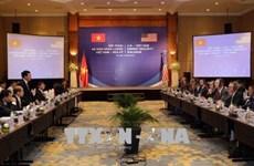 越南与美国首次举行能源安全对话