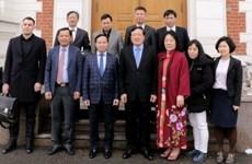 越南与俄罗斯推动司法合作