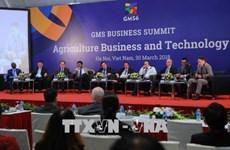 GMS-6会议和CLV-10峰会:高新技术是促进农业发展的重要因素