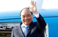 阮春福出席湄公河委员会第三届峰会: 大力推动湄公河可持续发展合作