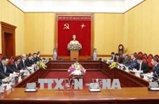 越南与蒙古加强预防和打击犯罪领域的合作