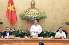 阮春福:推动经济高质高效增长 使民众过上安全幸福的生活
