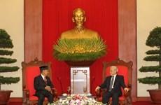越南驻马来西亚大使:越马两国关系向深度和广度发展