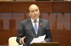 越南政府总理阮春福答复广南省国会代表的质询