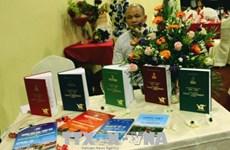 捷克-越南大辞典第5册发行
