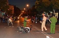河内市多措并举确保交通安全秩序