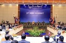 越南政府总理阮春福出席湄公河委员会第三届峰会
