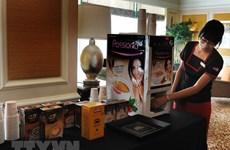 越南企业参加2018年马来西亚国际清真食品展览会