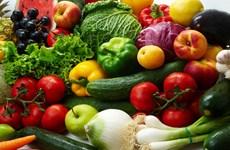 越南第一季度蔬果出口额达9.34亿美元